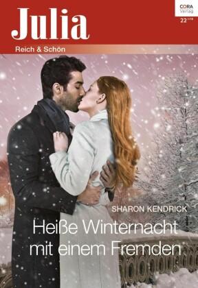 Heiße Winternacht mit einem Fremden