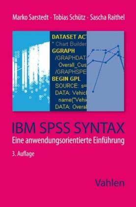 IBM SPSS Syntax