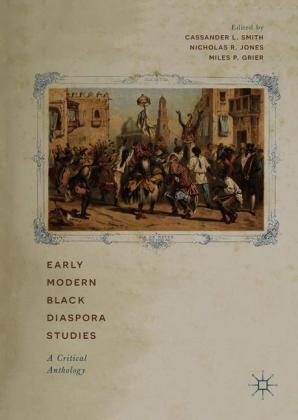Early Modern Black Diaspora Studies