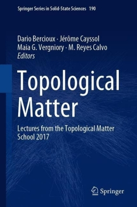 Topological Matter