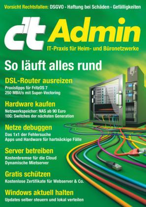 c't Admin 2018