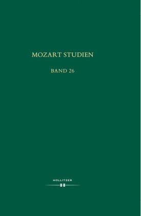 Mozart Studien Band 26