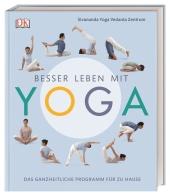 Besser leben mit Yoga Cover