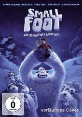Smallfoot - Ein eisigartiges Abenteuer, 1 DVD Cover