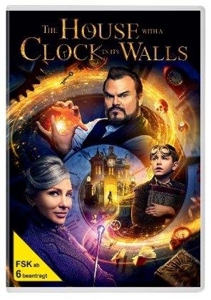 Das Haus der geheimnisvollen Uhren, 1 DVD