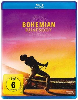 Bohemian Rhapsody, 1 Blu-ray