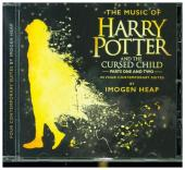 The Music of Harry Potter and the Cursed Child - In Four Contemporary Suites, 1 Audio-CD