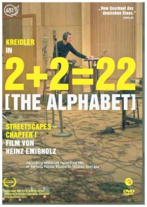 2+2=22 (The Alphabet), 1 DVD + 1 DVD-ROM