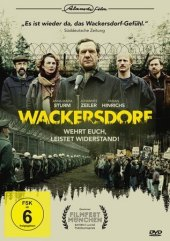 Wackersdorf, 1 DVD Cover
