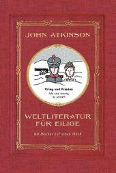 Weltliteratur für Eilige Cover