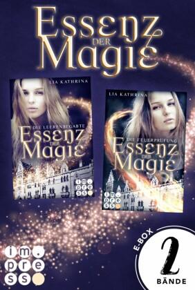 Essenz der Magie: Alle Bände der zauberhaften Dilogie in einer E-Box!