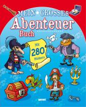 Mein großes Abenteuerbuch - Piraten Cover