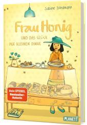 Frau Honig und das Glück der kleinen Dinge Cover