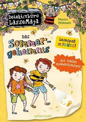 Detektivbüro LasseMaja - Das Sommergeheimnis