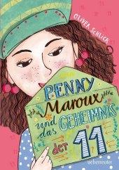 Penny Maroux und das Geheimnis der 11 Cover
