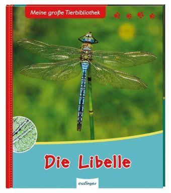 Meine große Tierbibliothek: Die Libelle, Bd 2