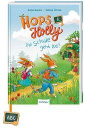 Hops & Holly - Die Schule geht los! Cover