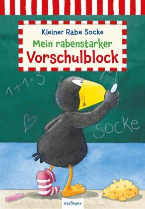 Der kleine Rabe Socke - Mein rabenstarker Vorschulblock