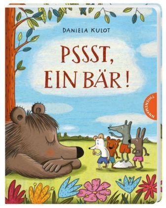 Pssst, ein Bär!