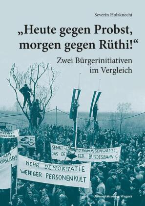 """""""Heute gegen Probst, morgen gegen Rüthi!"""""""