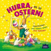 Hurra, es ist Ostern!, 1 Audio-CD Cover