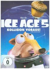Ice Age 5 - Kollision voraus, 1 DVD Cover