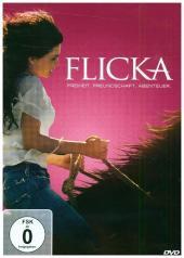 Flicka - Freiheit, Freundschaft, Abenteuer, 1 DVD