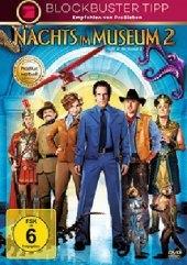 Nachts im Museum 2, 1 DVD