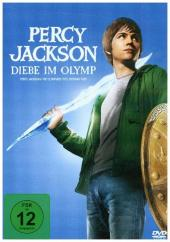 Percy Jackson - Diebe im Olymp, 1 DVD Cover
