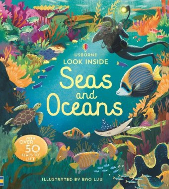 Look Inside - Seas and Oceans