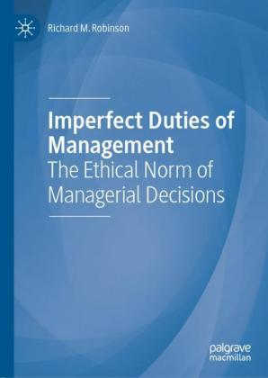 Imperfect Duties of Management