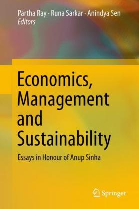 Economics, Management and Sustainability
