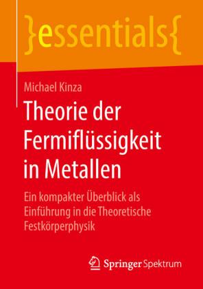 Theorie der Fermiflüssigkeit in Metallen