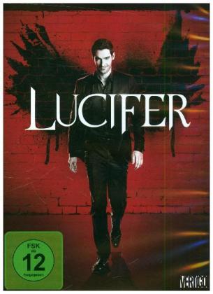 Lucifer, 3 DVD