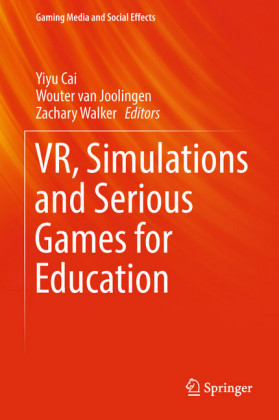 VR, Simulations and Serious Games for Education