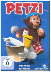Petzi - Der König der Möwen, 1 DVD Cover