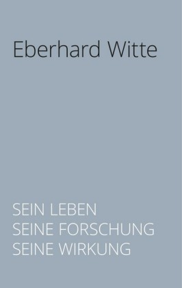 Eberhard Witte
