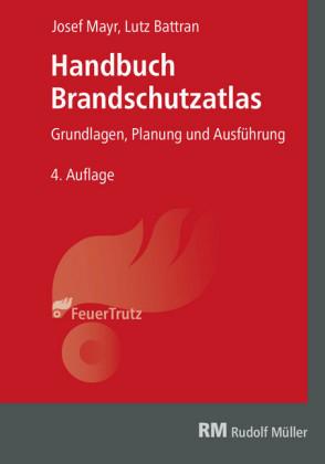 Handbuch Brandschutzatlas - E-Book (PDF)