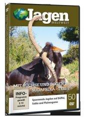 Mit Büchse und Bogen in Südafrika, 1 DVD-Video