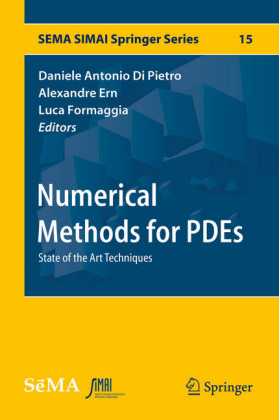 Numerical Methods for PDEs