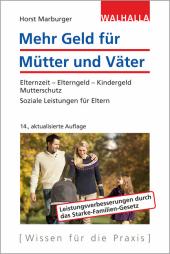 Mehr Geld für Mütter und Väter Cover