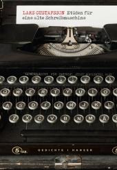 Etüden für eine alte Schreibmaschine Cover