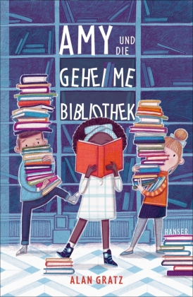Bibliothek-Mann aus einer Leo-Frau Hattrick