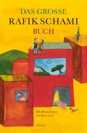 Das große Rafik Schami-Buch Cover