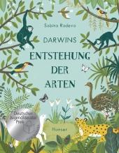 Darwins Entstehung der Arten Cover