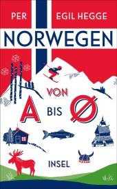 Norwegen von A bis Ø Cover