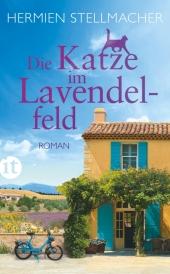 Die Katze im Lavendelfeld Cover