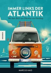 Immer links der Atlantik Cover