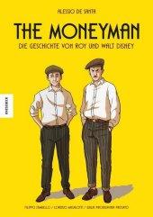 The Moneyman - Die Geschichte von Roy und Walt Disney Cover
