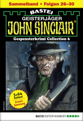 John Sinclair Gespensterkrimi Collection 6 - Horror-Serie